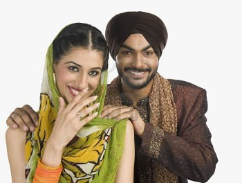 sikh couple Family Planning